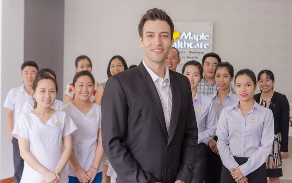 Maple Healthcare Vietnam