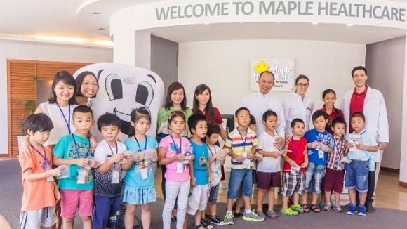 Maple Healthcare Vietnam