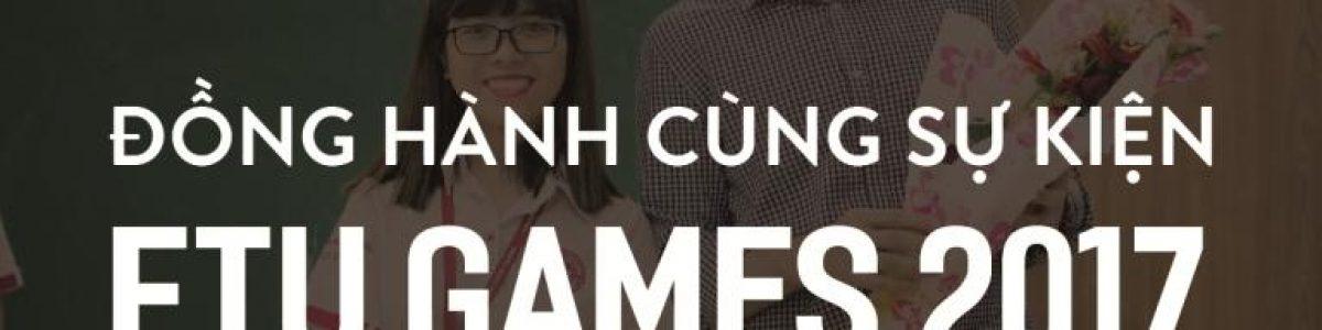 Maple Healthcare Đồng Hành Cùng Sự Kiện FTU GAMES 2017