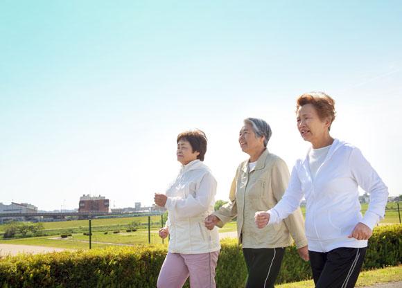 trị đau lưng cho người già cùng maple healthcare