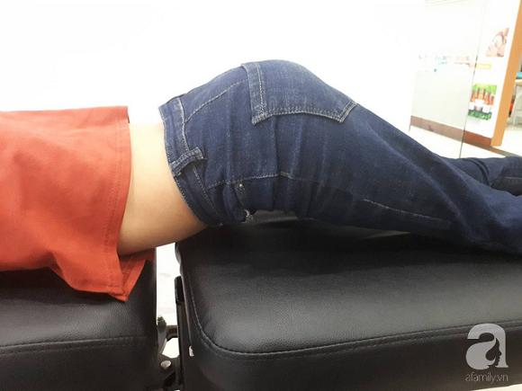 tình trạng bệnh của Kim Vân