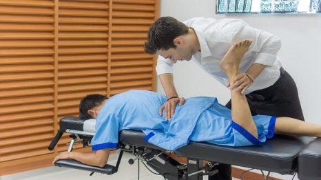 trị liệu thần kinh cột sống có thể điều trị thoát vị đĩa đệm