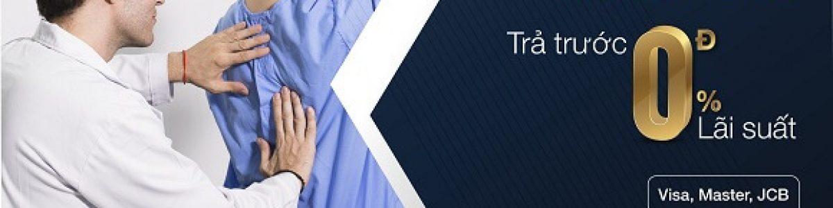 Điều Trị Bệnh Xương Khớp Trả Góp Lãi Suất 0% Tại Maple Healthcare