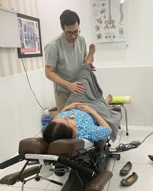 hội thảo đau lưng khi mang thai tại maple healthcare