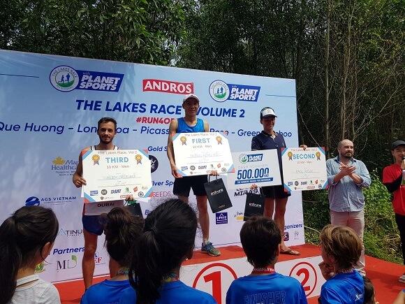 Maple Healthcare Đồng Hành Cùng Sự Kiện The Lake Race 2019 Lần 2