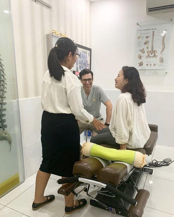 workshop đau lưng - đau xương chậu khi mang thai tại maple
