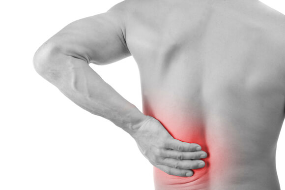 đau lưng do thoái hóa đĩa đệm cột sống
