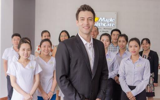Maple Healthcare Phòng khám trị liệu thần kinh cột sống xương khớp Chiropractic Hồ Chí Minh