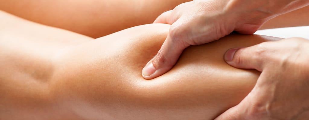 Trị liệu cơ chuyên sâu bắp chân MRT Myofascial-Release Maple Healthcare