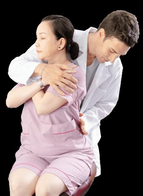 Bác sĩ nắn chỉnh cột sống Chiropractor Maple Healthcare
