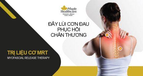 Trị liệu cơ MRT Phòng khám Maple Healthcare